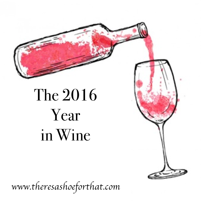 The 2016 Year in Wine