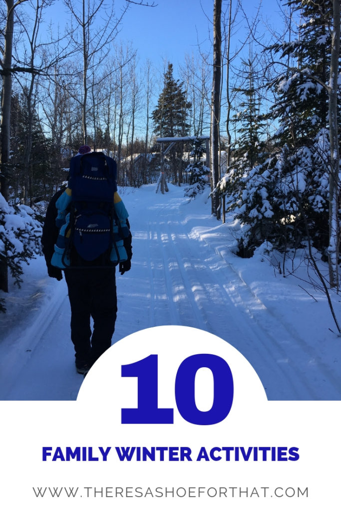 Winter activities for the whole family in northern New Brunswick