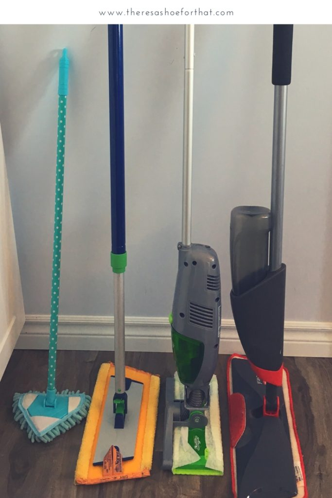 The Mr's Favorite Mops