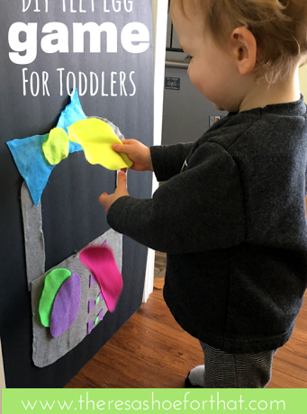 felt easter egg game for toddlers