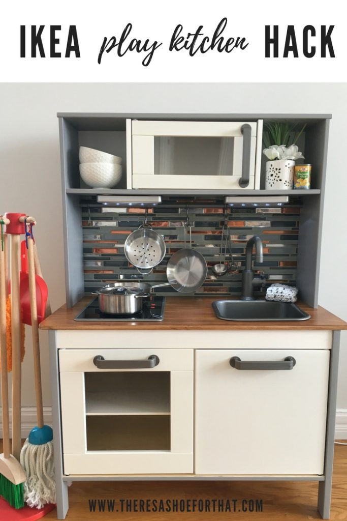 IKEA DUKTIG Play Kitchen Hack - There's