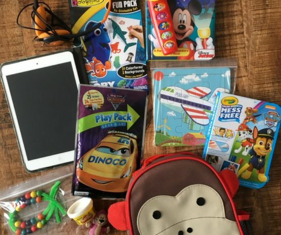 toddler airplane bag