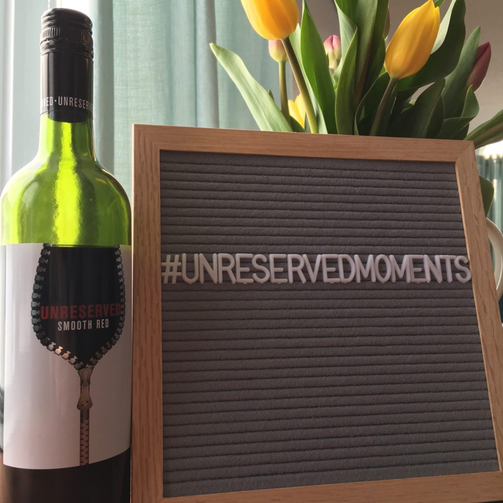unreserved wine