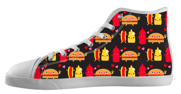 bbq shoes
