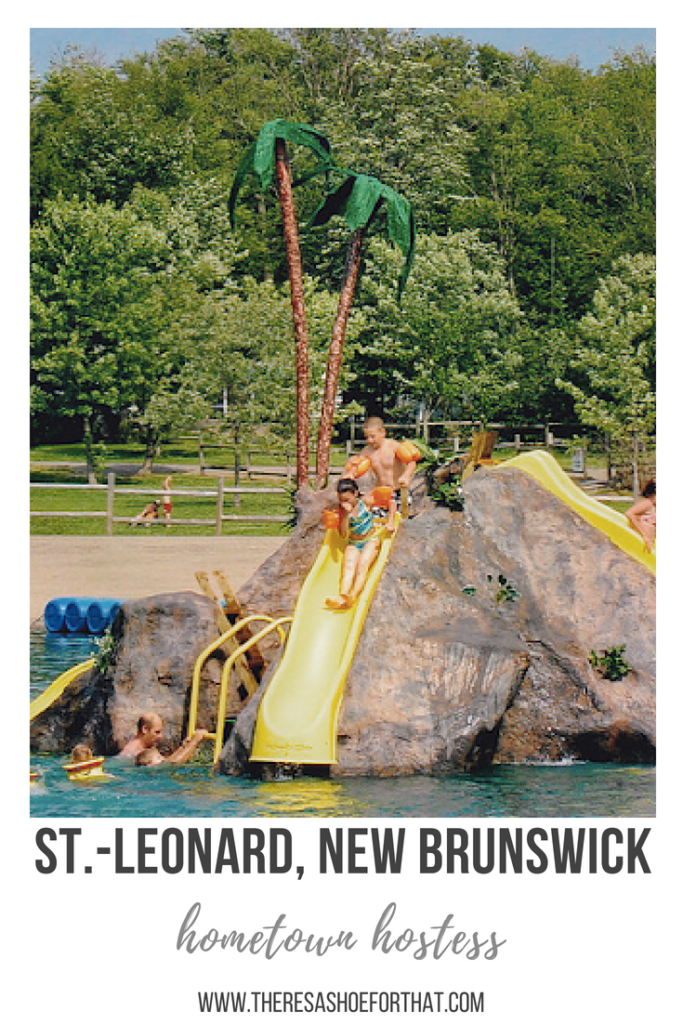 St Leonard New Brunswick