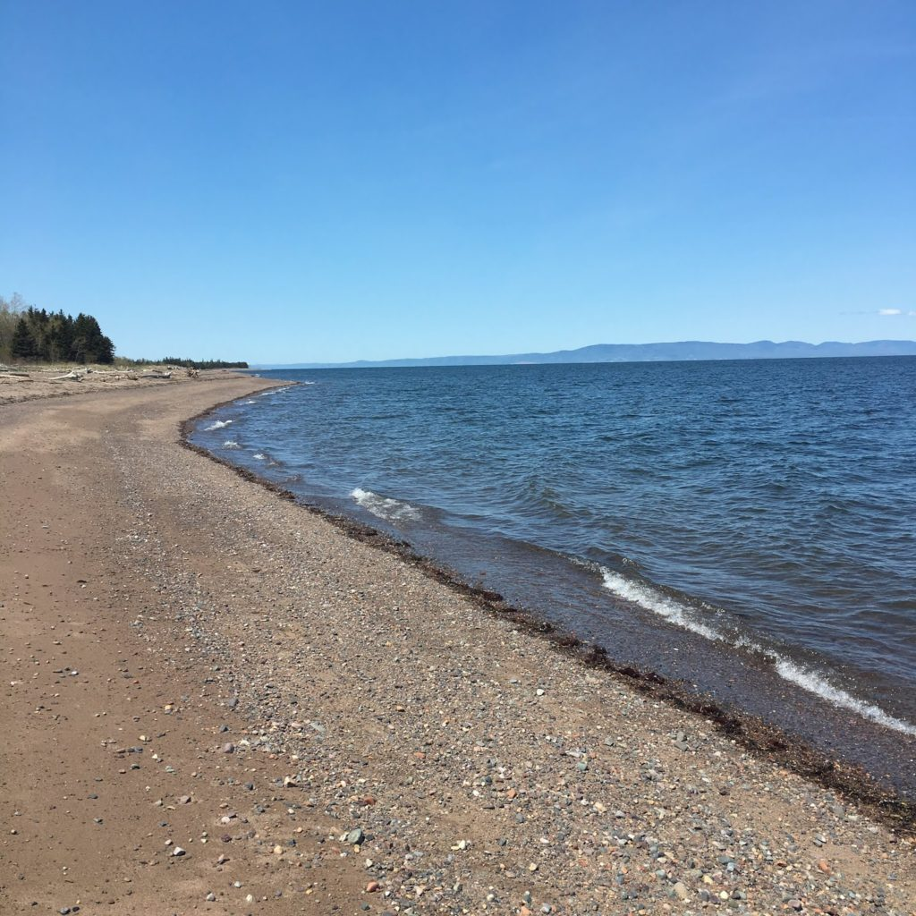 Belledune Beach