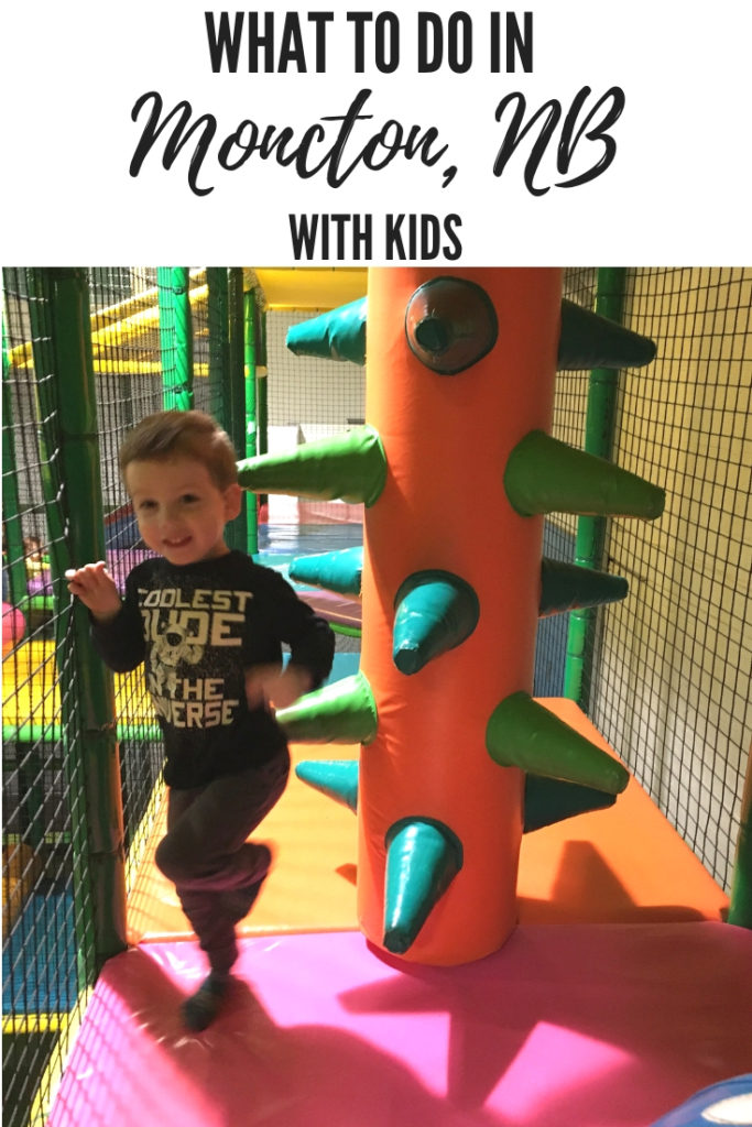 What to do with kids in Moncton, NB- An Experience Gift Guide for Kids in MONCTON NEW BRUNSWICK #LessStuff #Memories #GiftGuide