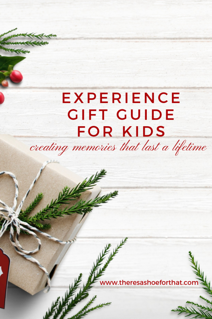 Experience Gift Guides For Kids