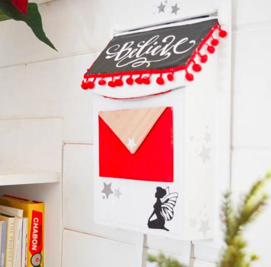 Elf Mailbox