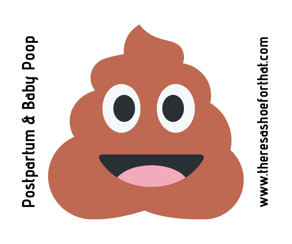 The Shittiest Blog Post You'll read all year...the truth about baby poop and pooping as a new mom. Oh, and some chat about hemorrhoids... #babypoop #constipation #momlife