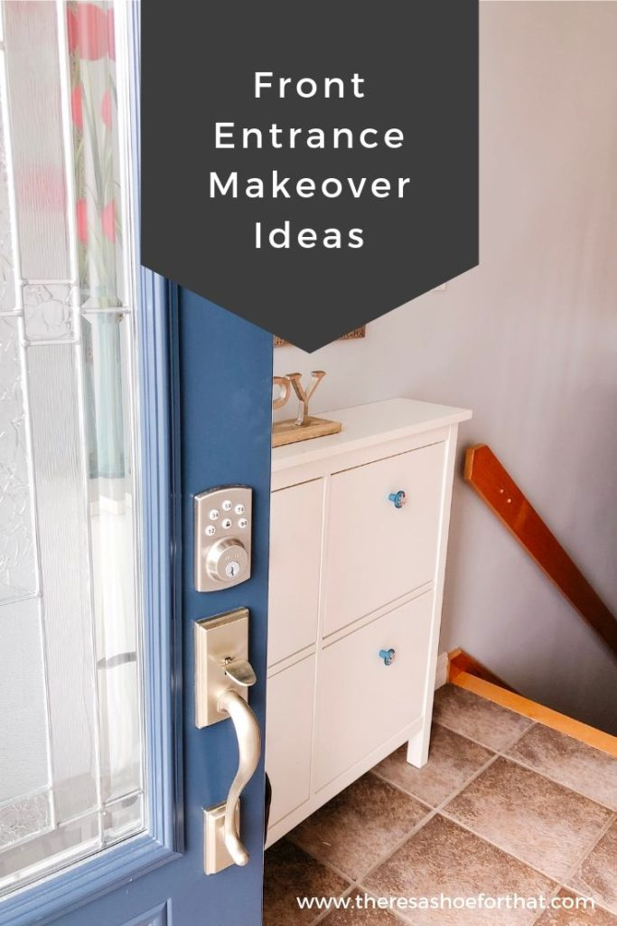 front entrance makeover ideas