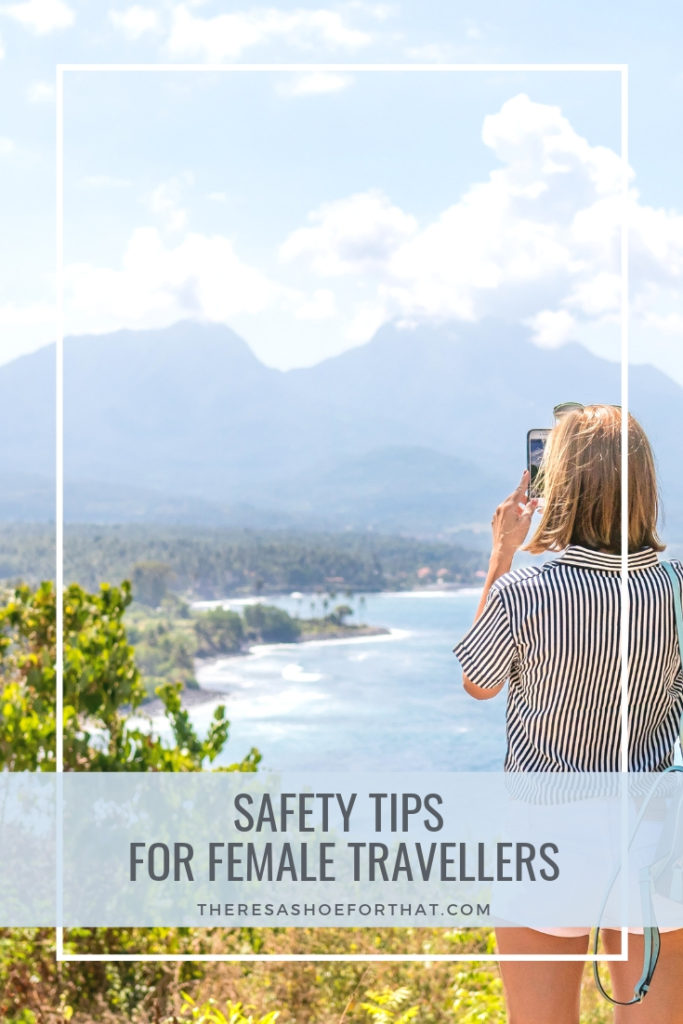 Safety Tips for Female Travellers