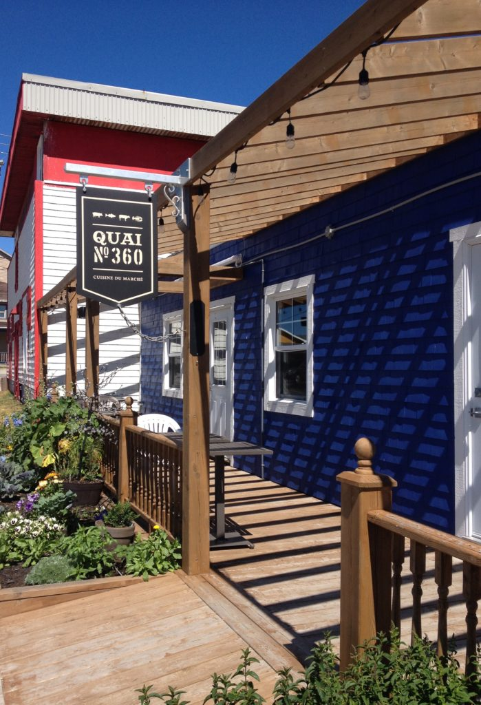 Magdalen Islands - What to eat