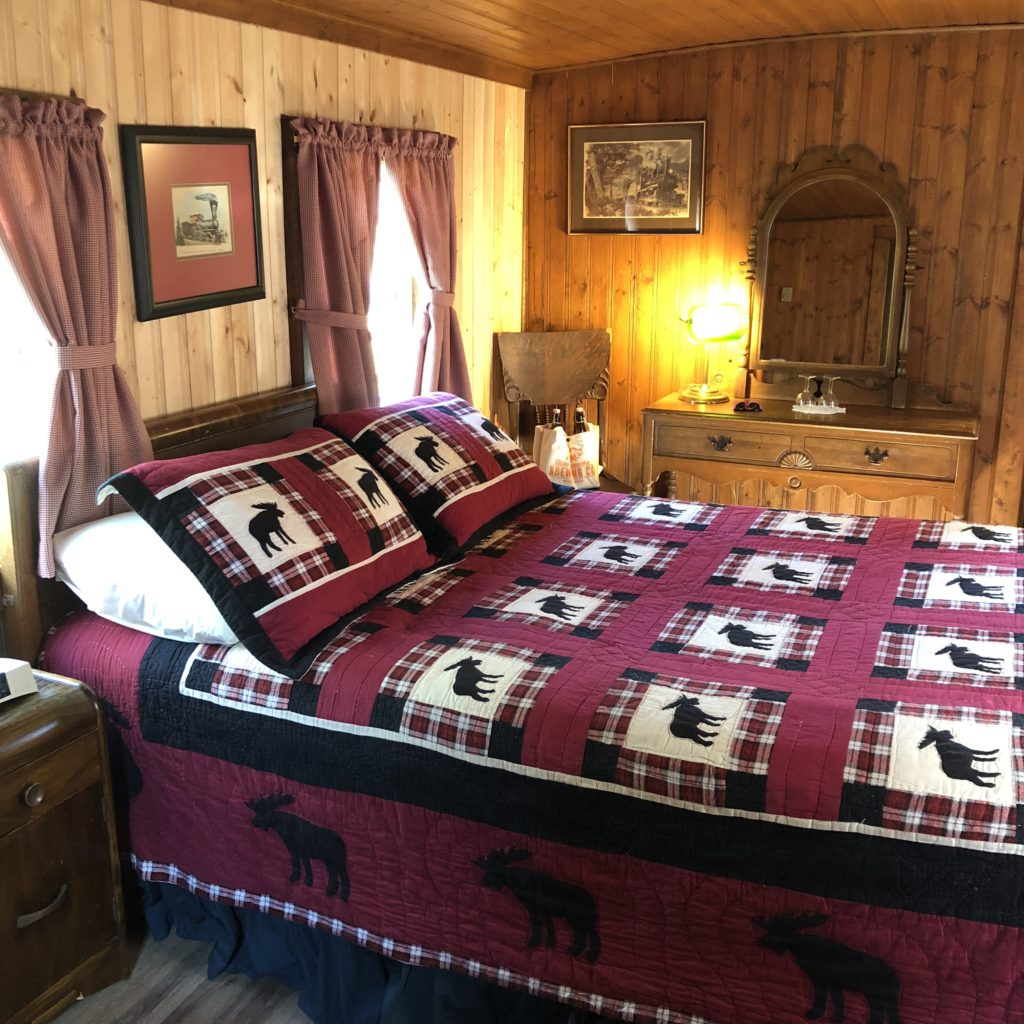 Train Station Inn - a unique accommodation experience