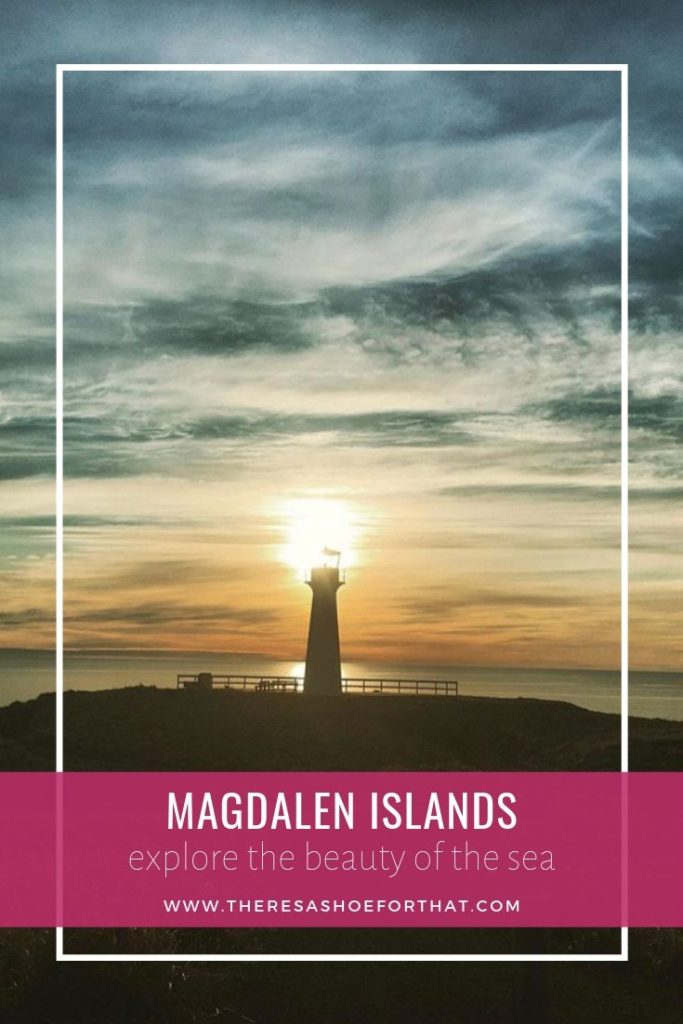 Magdalen Islands - Explore the beauty of the sea
