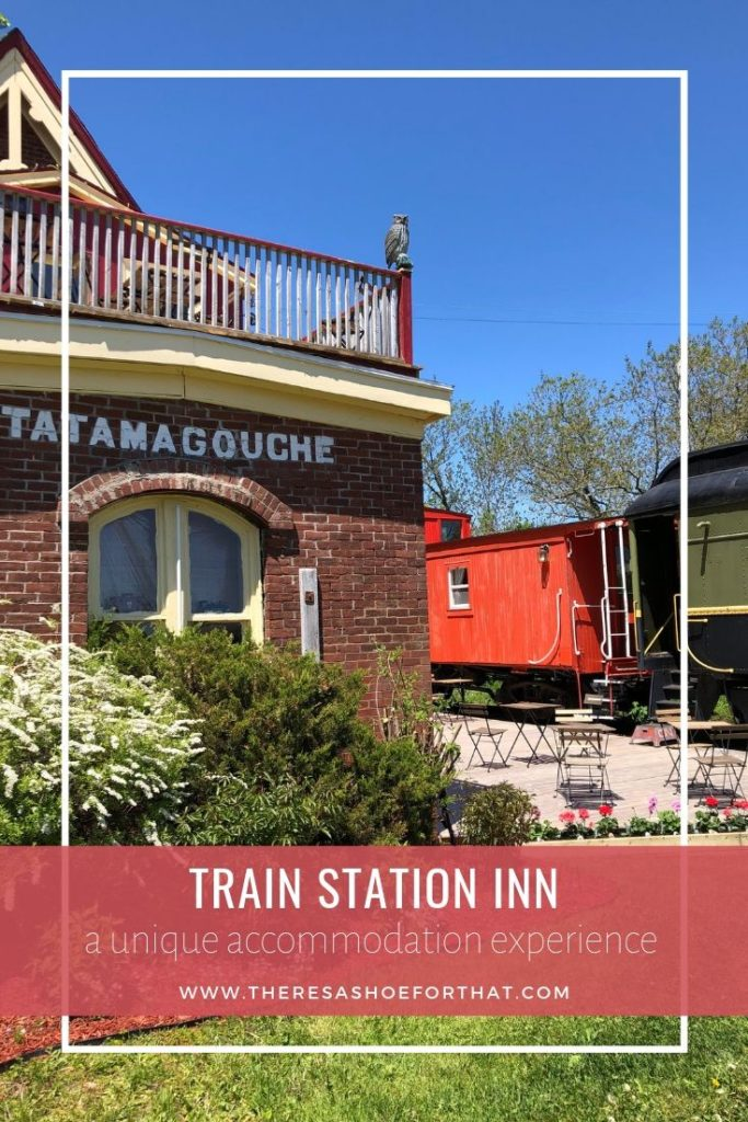 train station inn - a uniqe accommodation experience