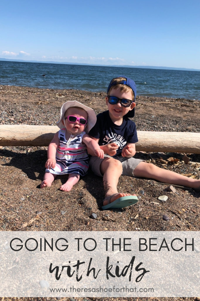 Everything you need for a successful trip to the beach with kids - what to wear, what to bring and what to drive for ultimate convenience.