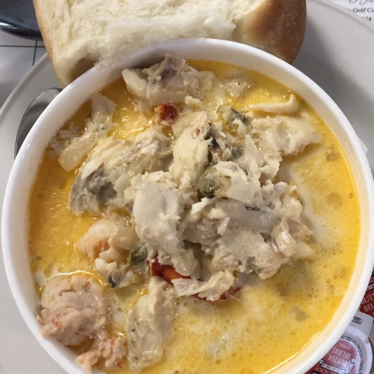 The Best Seafood Chowder in Cape Breton, NS