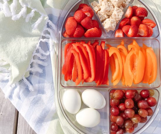 Healthy Snack Tray Ideas for the whole family