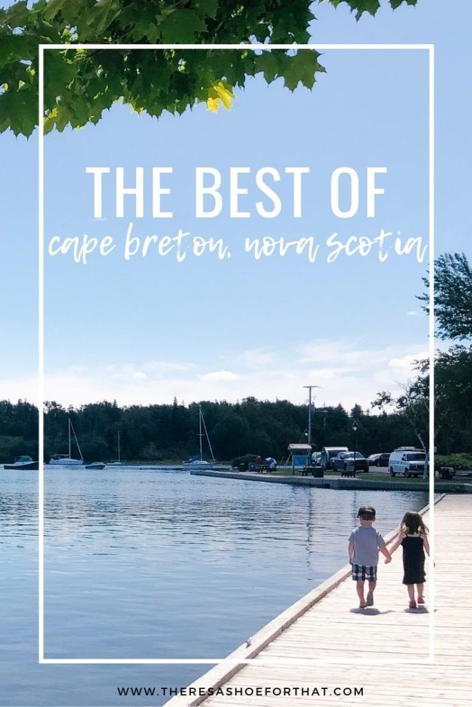 The best of Cape Breton Island