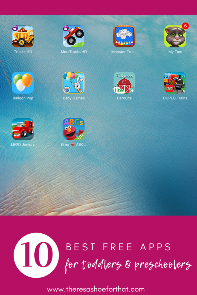 top ten apple apps for toddlers
